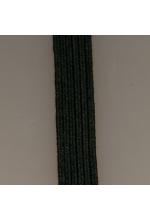 Plat elastiek 55 1001-Black 99 9999
