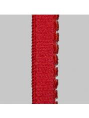 Velours elastiek 50 0801-Geranium Red 17 1753