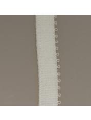 Velours elastiek 50 0806-White 11 0000