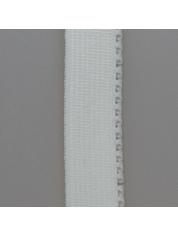Velours elastiek 50 1201-White 11 0000