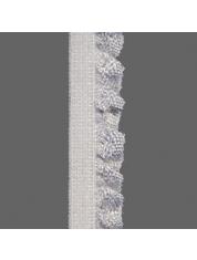 Picot elastiek 51 0801-White 11 0000