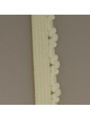picot elastiek 51 1009-Oyster White Beige 13 1007