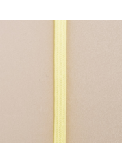 Plat elastiek 55 0301-Lemonade Yellow 12 0721