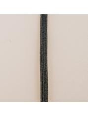 Plat elastiek 55 0301-Black 99 9999