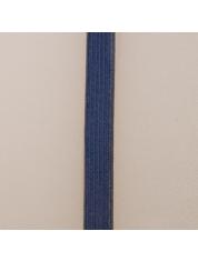 Plat elastiek 55 0601-Insignia Blue 19 4028