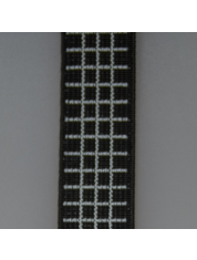 plat elastiek 55 1701-Black 99 9999