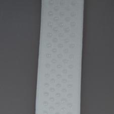 Velours elastiek met siliconen 55 2505